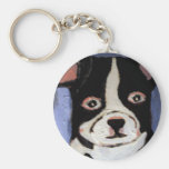 dogs by eric ginsburg keychain