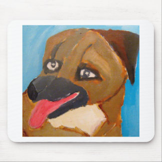 dogs by eric ginsburg mousepad