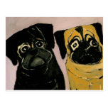 dogs by eric ginsburg post card