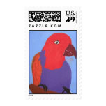 dogs by eric ginsburg postage stamp