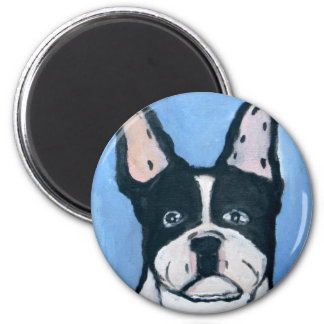 dogs by eric ginsburg refrigerator magnet
