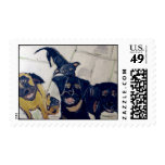 dogs by eric ginsburg stamps