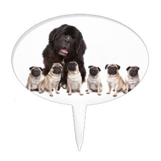 Dogs Cake Toppers