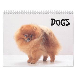 Dogs Calendar