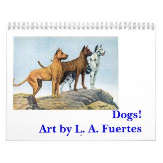 Dogs! Calendar