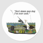 Dogs - Canine - Sporting Breeds Sticker