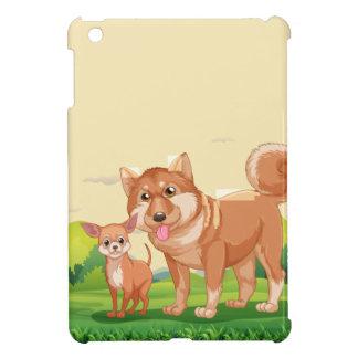 Dogs Case For The iPad Mini