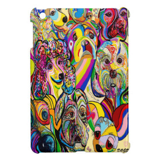 Dogs, Dogs, DOGS! iPad Mini Covers