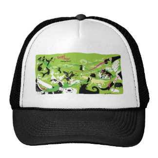 Dogs, Dogs, Everywhere! Trucker Hat