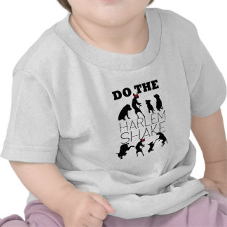 Dogs doing the Harlem Shake T Shirt