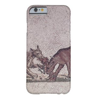 Dogs Fighting for a Bird, Roman, 2nd-3rd century ( Barely There iPhone 6 Case