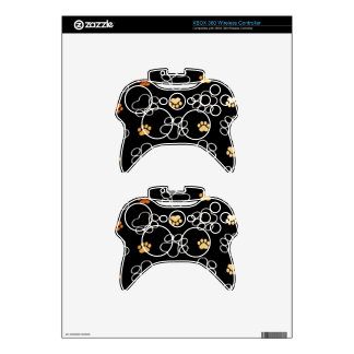 Dogs footsteps patterns xbox 360 controller skins