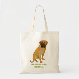 Dogs For Bernie! Tote Bag