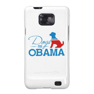 Dogs for Obama - Samsung Galaxy SII Cover