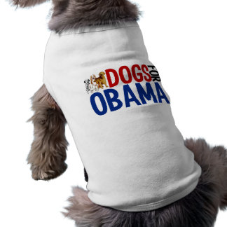 Dogs for Obama Shirt