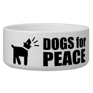 Dogs for Peace Bowl