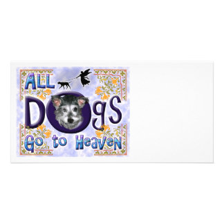 Dogs Go To Heaven2 Card
