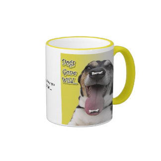 Dogs Gone Wild Mug