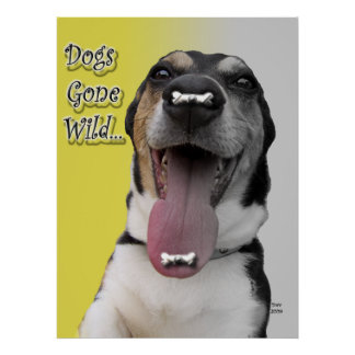 Dogs Gone Wild Poster