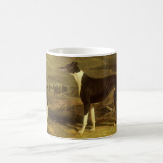 Dogs, Greyhound and Spaniel; Doctor Fop by Herring Mug