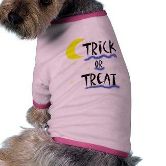 dog's Halloween clothing petshirt