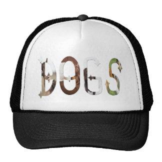 Dogs Mesh Hat