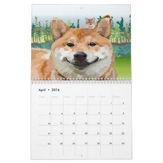 DOGS: Heart Warmers Calendar