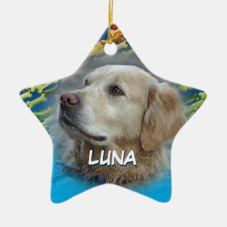 Dogs Heaven Ornament