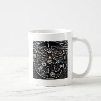Dogs ID tagged art Coffee Mug
