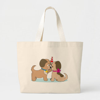 Dogs In Love Bags