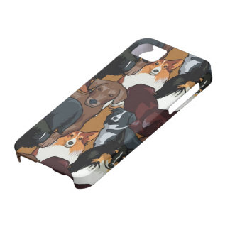 Dogs iPhone SE/5/5s Case