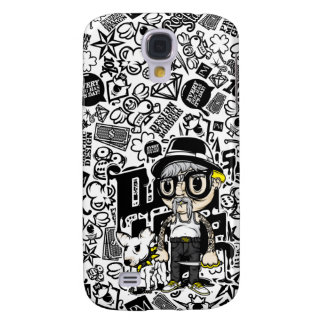 Dog's Life Character iPhone 3G Case Samsung Galaxy S4 Cover
