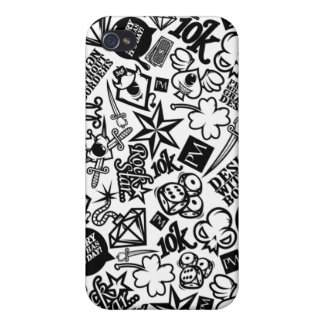 Dog's Life iPhone 4G Case iPhone 4/4S Cover