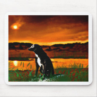 Dogs Life Mouse Pad