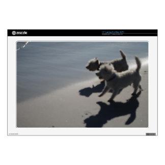 dog's love laptop skin