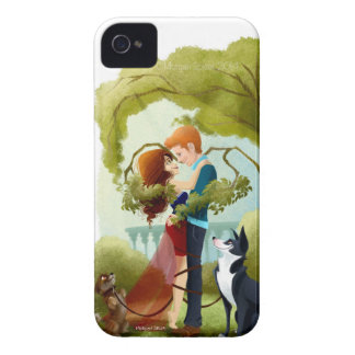 Dogs n' Love iPhone 4/4s Case