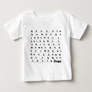 Dogs Name Baby T-Shirt