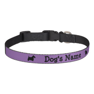 Dog's Name Personalize Pet Collar