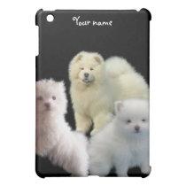 Dogs Named iPad Mini Cover
