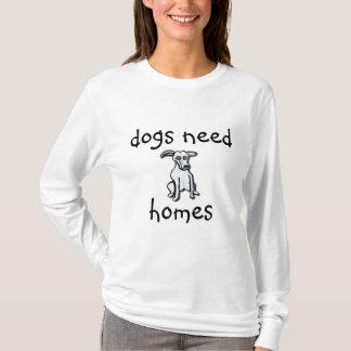 dogs need homes sweatshirt