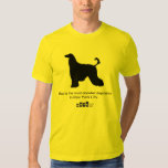 Dogs of NYC dog data t-shirt