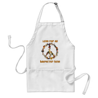 Dogs Of Peace Adult Apron