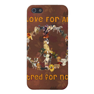 Dogs Of Peace iPhone 5 Cover