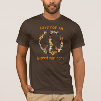 Dogs Of Peace T-Shirt