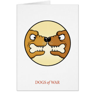 Dogs of War Card