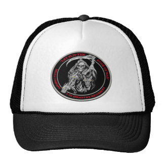 Dogs of War Mesh Hat