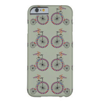Dogs on Old-Fashion Bikes now on iPhone 6/6S Case! Barely There iPhone 6 Case