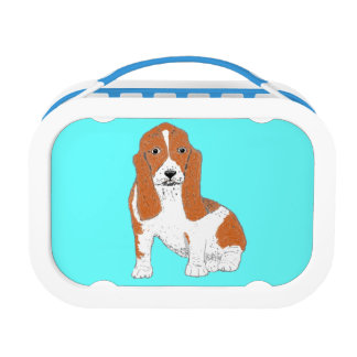 Dogs on Yubo Lunch box