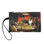 Dogs playing poker - funny dogs -dog art change purse<br><div class='desc'>casino , &quot;dog breeds&quot; , &quot;labrador dog&quot; , &quot;pet dog &quot;, &quot;pet art &quot; , &quot;dog painting&quot; , &quot;dog pet &quot;, &quot;painted dogs&quot; , &quot;poker dogs&quot; , &quot;dog poker&quot;, </div>