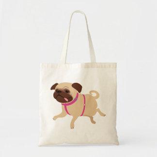 Dogs: Pug!   bag